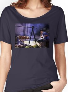 Chore Drudgery Women's Relaxed Fit T-Shirt