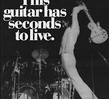 Pete Townshend by Storm Slaymaker