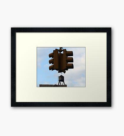 Untitled - WT 12 Framed Print