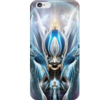 The Mystery Of Arsencia Portrait Bust iPhone Case/Skin