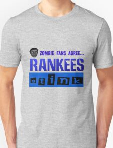 Zombie Fans Agree T-Shirt