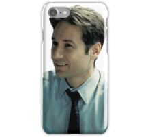 Fox Mulder iPhone Case/Skin