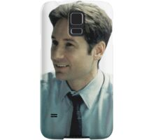 Fox Mulder Samsung Galaxy Case/Skin