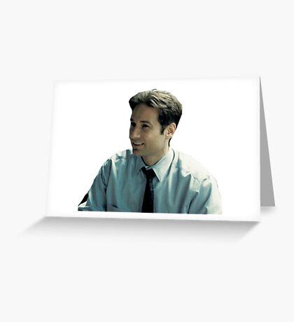 Fox Mulder Greeting Card
