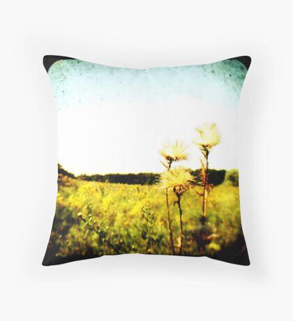 TTV Fields Throw Pillow