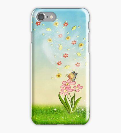 Sprinkling Kindness... iPhone Case/Skin