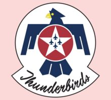 Thunderbirds Air Demonstration Team Kids Clothes