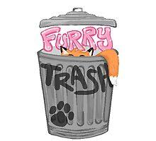 Furry Trash (Fursuit & Sparkle Edition) by Rivkah