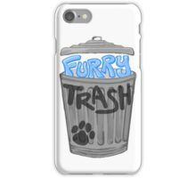Furry Trash iPhone Case/Skin