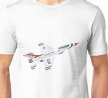 F-16: Thunderbirds Unisex T-Shirt