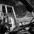 Dungeness Wreck by Lea Valley Photographic