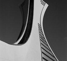 Olympic Stadium Montréal by Juergen Weiss