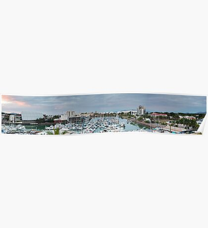 Townsville Panorama Poster