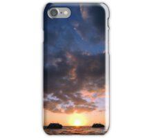Drifting Couple - Sky iPhone Case/Skin