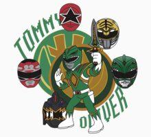 Legendary Ranger Kids Tee