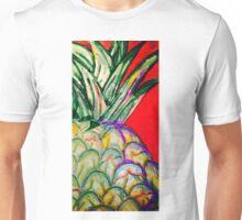 RED Pineapple Unisex T-Shirt
