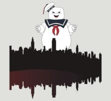 Stay Puft by thehappyiceman7