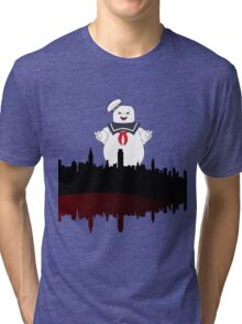Stay Puft Tri-blend T-Shirt