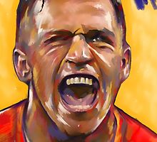 Alexis Sanchez - Fearless! by ArsenalArtz