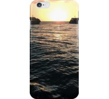 Drifting Couple - Water iPhone Case/Skin