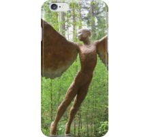 Naive Icarus iPhone Case/Skin