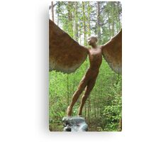 Naive Icarus Canvas Print