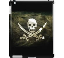 Pirate Flag iPad Case/Skin
