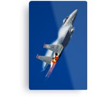 F-15E Strike Eagle Metal Print