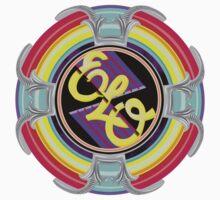 E.L.O. Spaceship by GaGaAteMyBrain