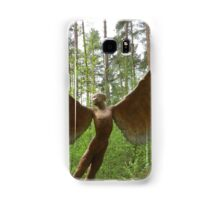 Icarus spreads his wings Samsung Galaxy Case/Skin