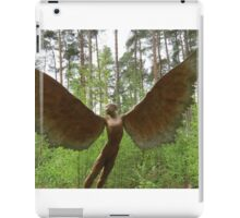 Icarus spreads his wings iPad Case/Skin