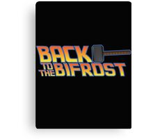 Back to the Bifrost Canvas Print