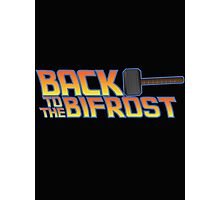 Back to the Bifrost Photographic Print