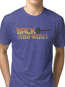 Back to the Bifrost Tri-blend T-Shirt