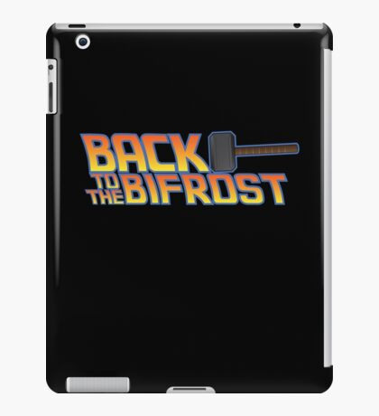Back to the Bifrost iPad Case/Skin