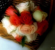 Bring Me a Basket of Roses by RC deWinter