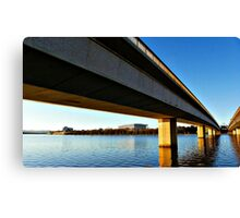 Canberra Canvas Print