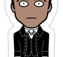 Stephen Black (sticker) Sticker