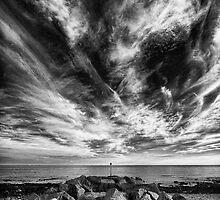 Folkestone Sky by Lea Valley Photographic