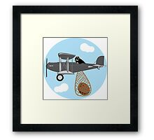 How Coconuts Migrate Framed Print