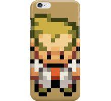 Professor Oak Overworld Sprite iPhone Case/Skin