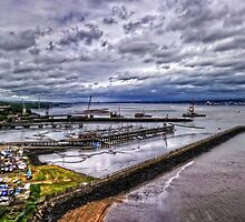 New Forth Crossing - 18 May 2014 by Tom Gomez