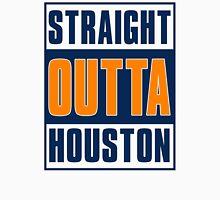 STRAIGHT OUT OF HOUSTON - Baseball Unisex T-Shirt