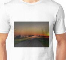 Mist on the Prairies Unisex T-Shirt