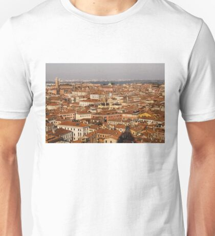 Venice, Italy - No Canals Unisex T-Shirt