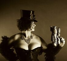 Steampunk IV by ARTistCyberello