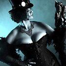 Steampunk V by ARTistCyberello