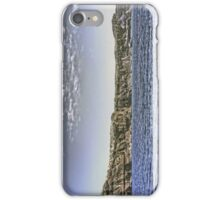 Cruise Ship and Cliffs iPhone Case/Skin