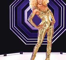 RuPaul Gold ALL PRODUCTS AVAILABLE by wesleepforever