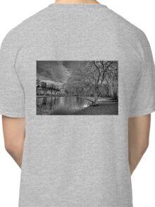 Winter Willow B&W Classic T-Shirt